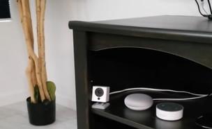 """מצלמות נסתרות בדירות Airbnb (צילום: מתוך """"נקסט"""", שידורי קשת)"""
