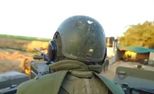 """תיעוד בלעדי של הלוחמים בגבול (צילום: דובר צה""""ל , באדיבות גרעיני החיילים)"""