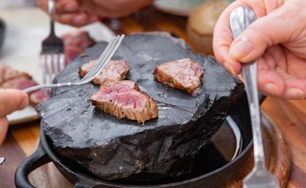 המטבח של רמה בשר על האבן  (צילום: יעל אילן, יחסי ציבור)