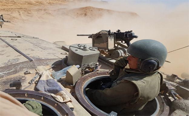 """הקרב על לוחמות השריון יגיע לבג""""ץ? (צילום: דובר צהל, חדשות)"""