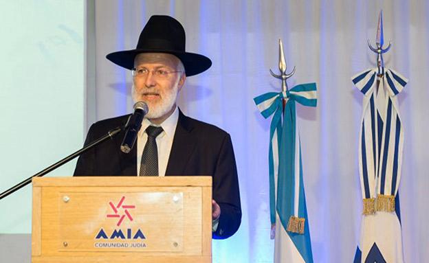 הרב גבריאל דוידוביץ' (צילום: חדשות)