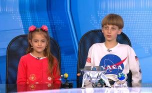 צפו בריאיון עם אלון והלל (צילום: החדשות)