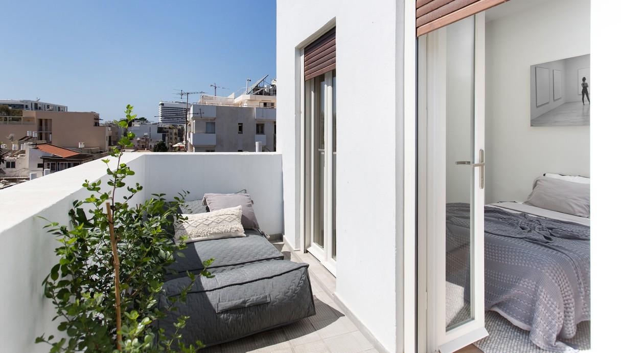 דירה בתל אביב, עיצוב פז חסדאי