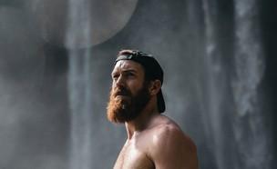 גבר מזוקן (צילום:  Jakob Owens,Unsplash)