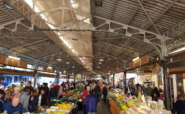 השוק באנטיב (צילום: איתן אטיאס)