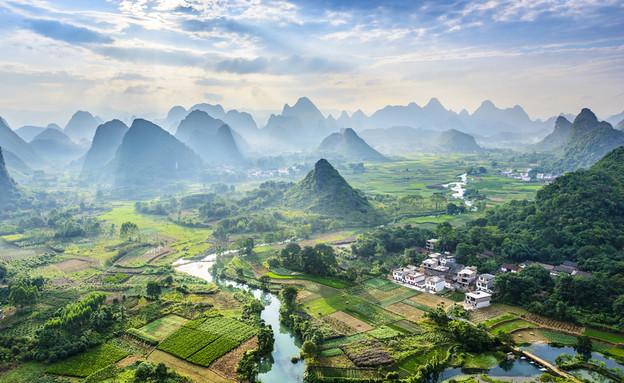 נהר לי (צילום: Shutterstock -  aphotostory)