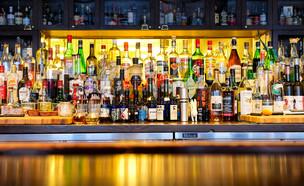 בקבוקי אלכוהול (צילום: shutterstock   cdrin)
