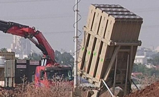חמאס מאיים: נפגע באירוויזיון (צילום: חדשות 2)