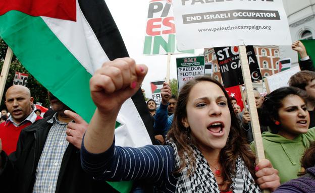 פעיל החרם יגורש מישראל (צילום: רויטרס, חדשות)