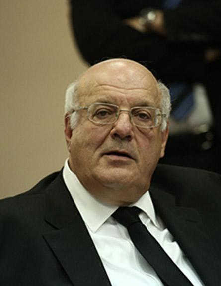 """יו""""ר ועדת הבחירות, השופט חנן מלצר (צילום: הלל מאיר/TPS, חדשות)"""