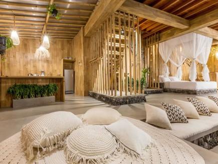 14 - Camaya Bali (צילום: airbnb)