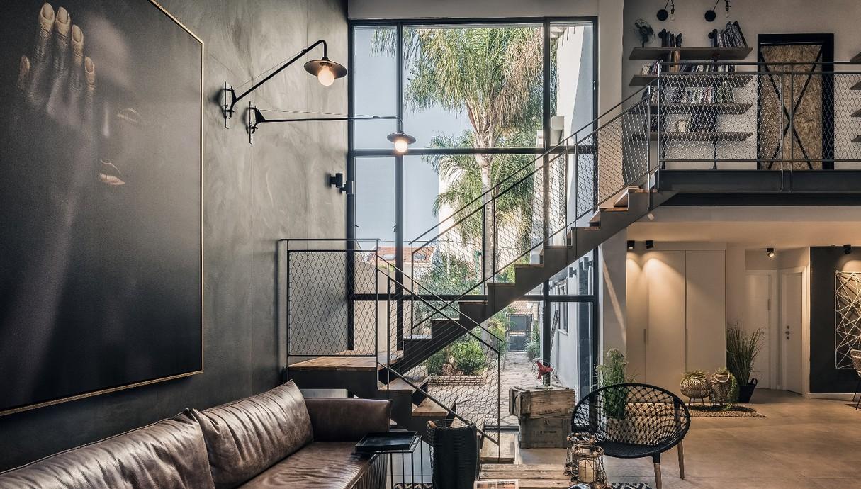 בית במרכז, עיצוב אודליה ברזילי - 9