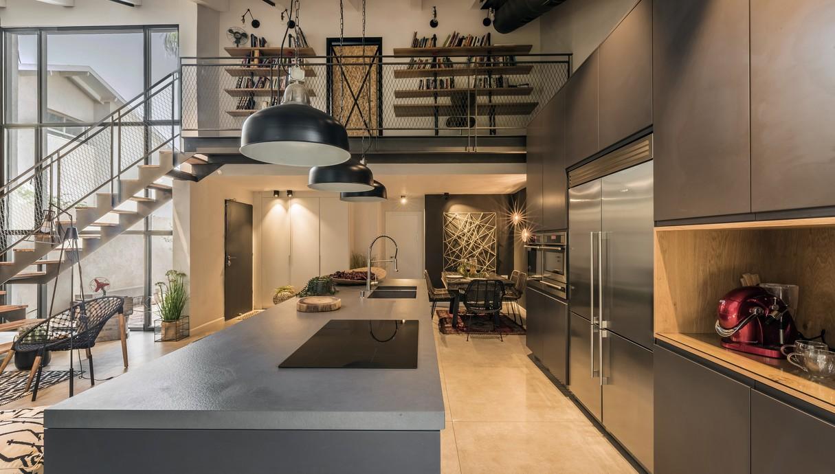 בית במרכז, עיצוב אודליה ברזילי - 6