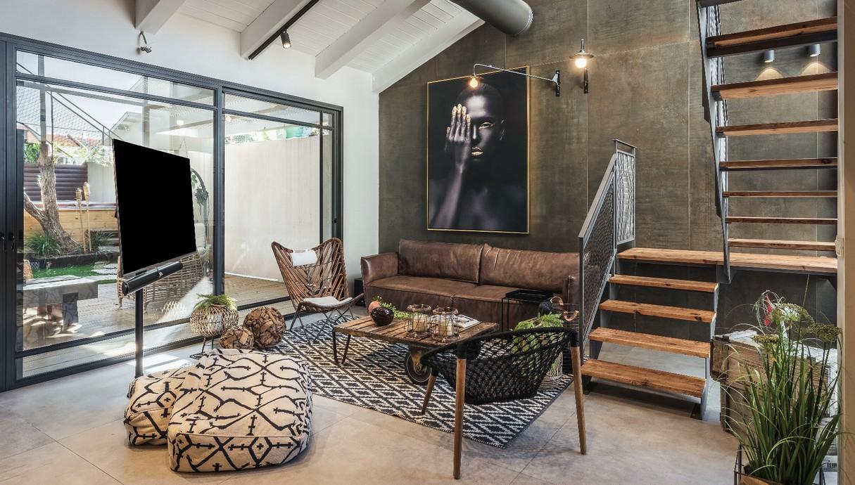 בית במרכז, עיצוב אודליה ברזילי - 3