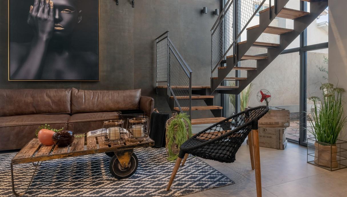 בית במרכז, עיצוב אודליה ברזילי - 2