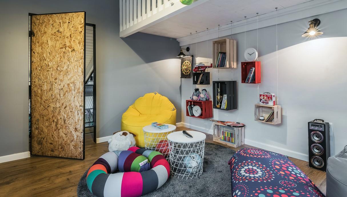 בית במרכז, עיצוב אודליה ברזילי - 22