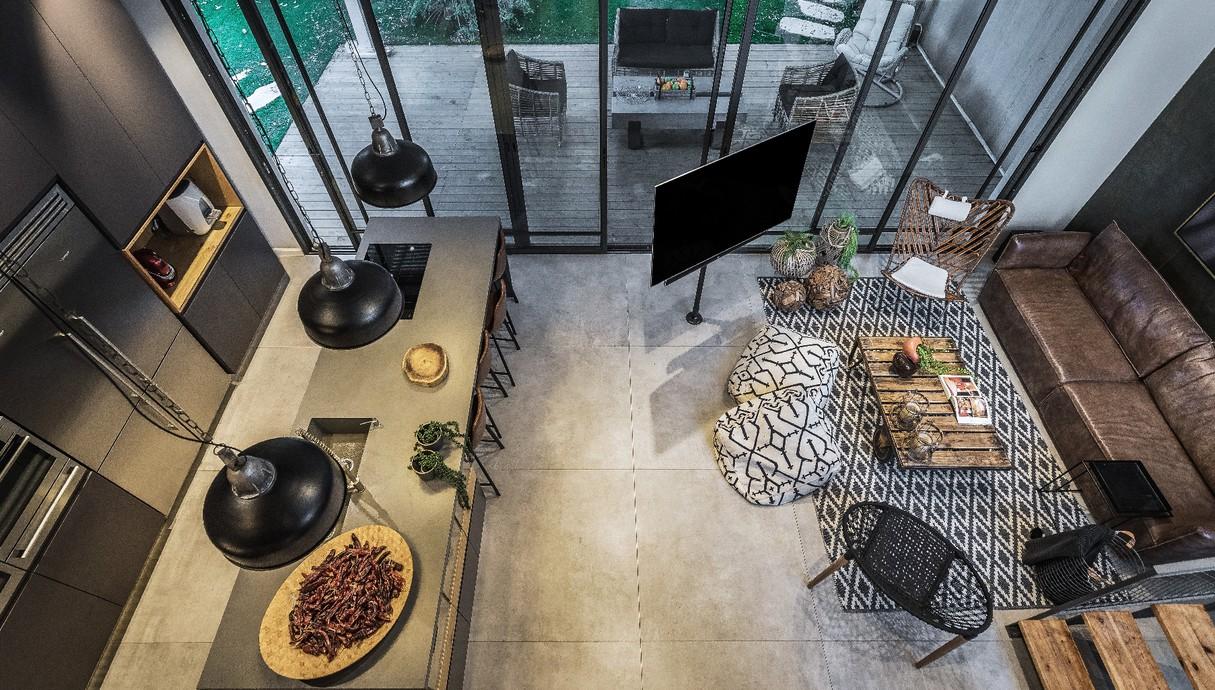 בית במרכז, עיצוב אודליה ברזילי - 18