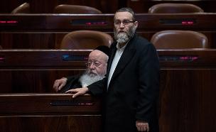"""ביקורת על גפני: """"לערך המבא יש חשיבות עצו (צילום: Yonatan Sindel/Flash90, חדשות)"""