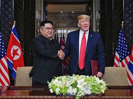 שי המנהיגים (צילום: Kevin Lim/THE STRAITS TIMES, חדשות)
