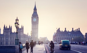 לונדון (צילום: ESB Professional, shutterstock)