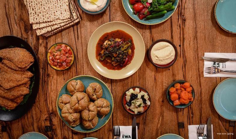 ראשית מסעדות כשרות לפסח (צילום: דרור חדד)