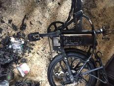הסכנה של האופניים החשמליים היא לא רק בכביש
