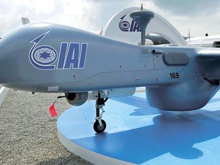 """מל""""ט של חיל האוויר. ארכיון (צילום: חדשות)"""
