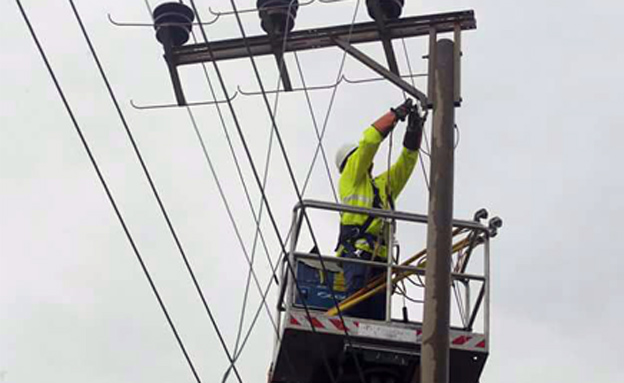 אילוסטרציה (צילום: ועד עובדי חברת חשמל, חדשות)
