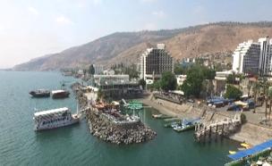 המלונות בתפוסה מלאה, ובחופים מצפים להמונים (צילום: droneimagebank, חדשות)