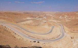 כביש 10 (צילום: חדשות 2)
