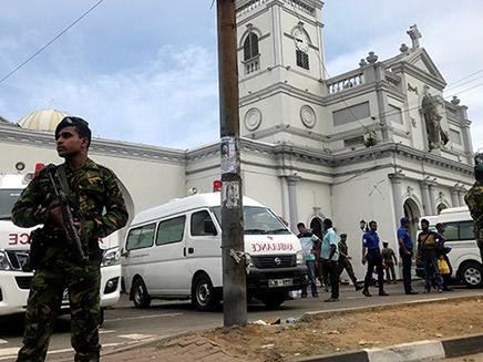 מתקפת טרור בסרי לנקה