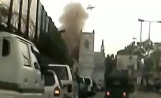 מתקפת טרור בסרי לנקה (צילום: רויטרס, חדשות)