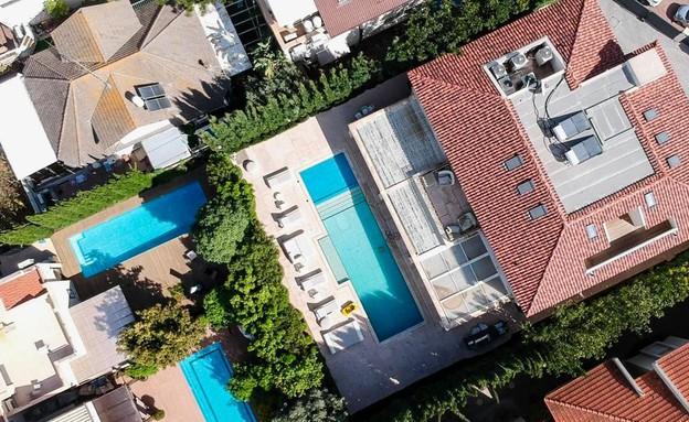בית ב-40 מיליון ברעננה (צילום: אמיר סוננברג)