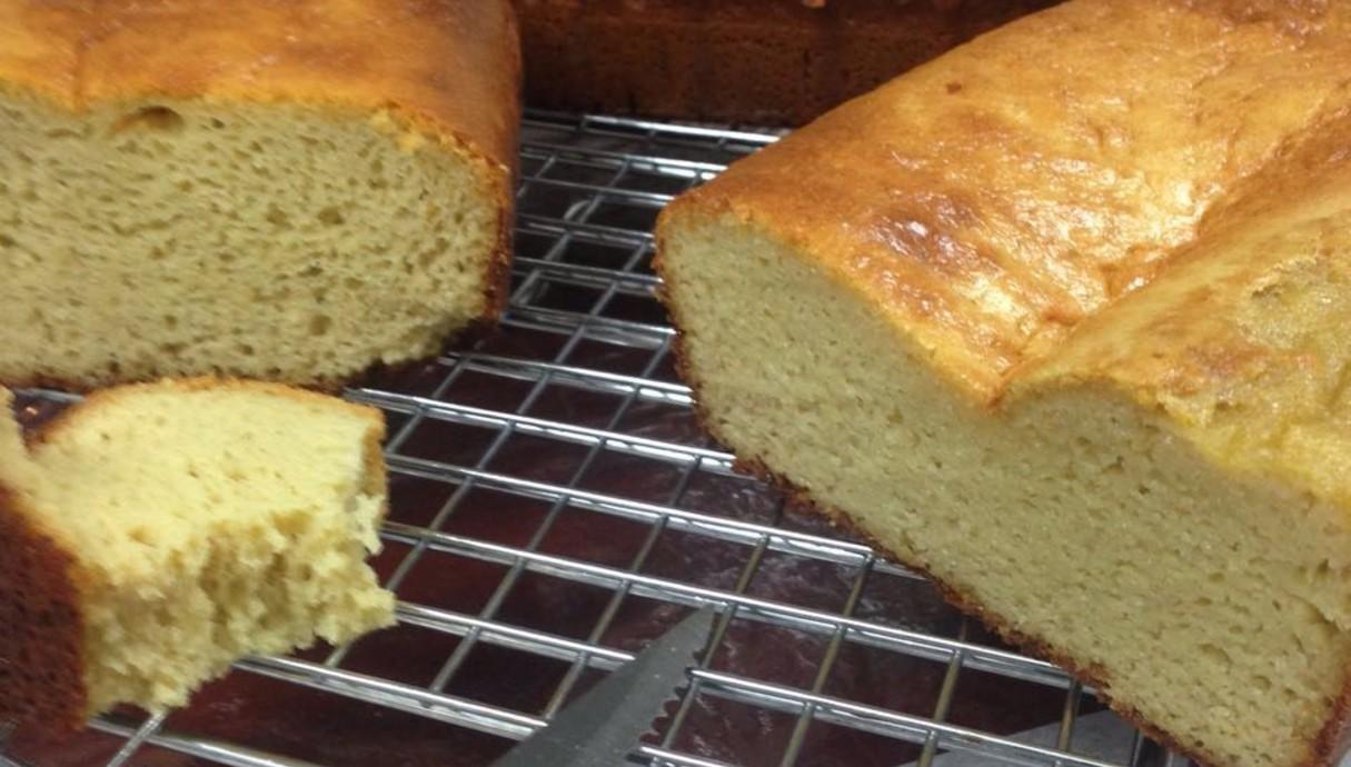 לחם טחינה (צילום: צילום ביתי)