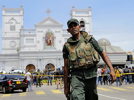 מתקפת הטרור בסרי לנקה
