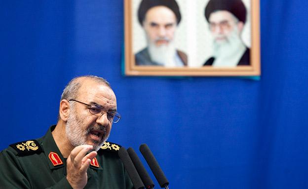 סלאמי, מפקד משמרות המהפכה החדש (צילום: רויטרס, חדשות)