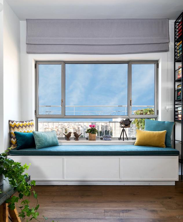 דירה במרכז, ג, עיצוב אסתי נחמיאס