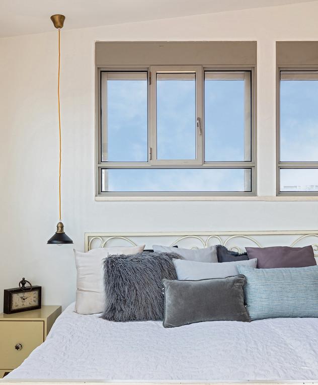 דירה במרכז, ג, עיצוב אסתי נחמיאס, חדר הורים - 2