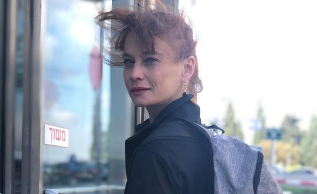לוסי דובינצ'יק, אפריל 2019 (צילום: יחסי ציבור)
