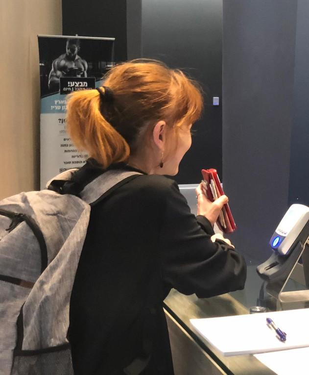 לוסי דובינצ'יק, אפריל 2019