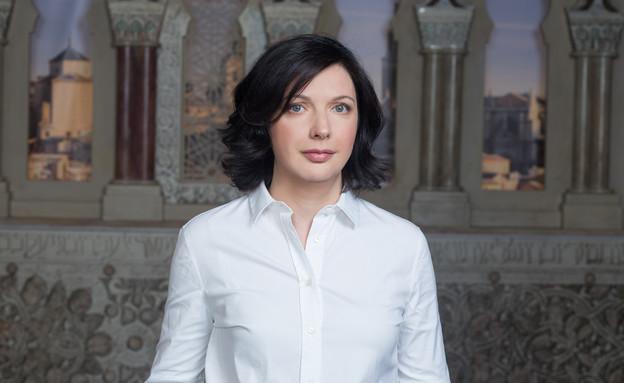 אירינה נבזלין (צילום: ינאי יחיאל)