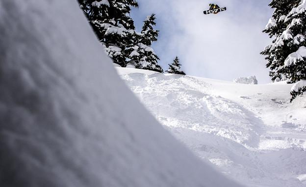 שלג (צילום: גיא פטאל)