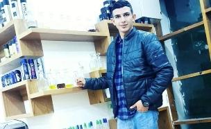 המחבל עמר אבו-לילא, ארכיון (צילום: מהפייסבוק, חדשות)