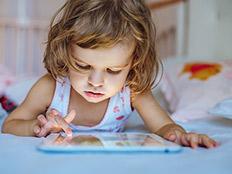 ילדים עם מסכים, מסוכן (צילום: 123RF)
