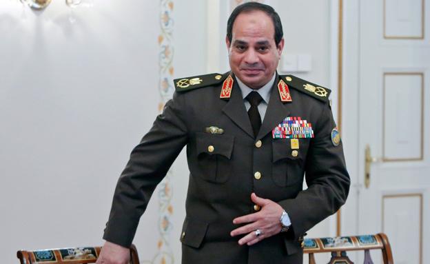 גנרל ונשיא כל יכול? א-סיסי (צילום: רויטרס, חדשות)