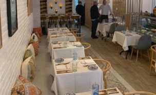 מסעדת Arba ארבע (צילום: arbarestaurant, instagram)