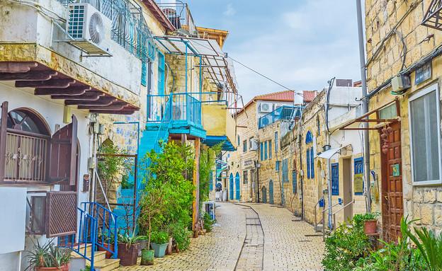 העיר העתיקה בצפת (צילום: eFesenko , shutterstock)