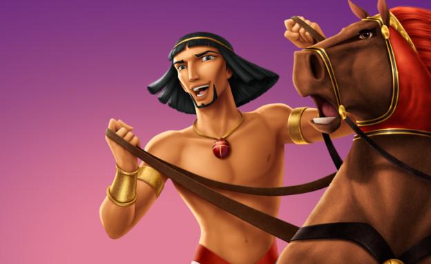 נסיך מצרים (צילום: TM & © 1998 DREAMWORKS LLC. AL)