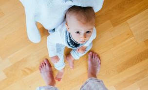 תינוק (אילוסטרציה: By Dafna A.meron, shutterstock)