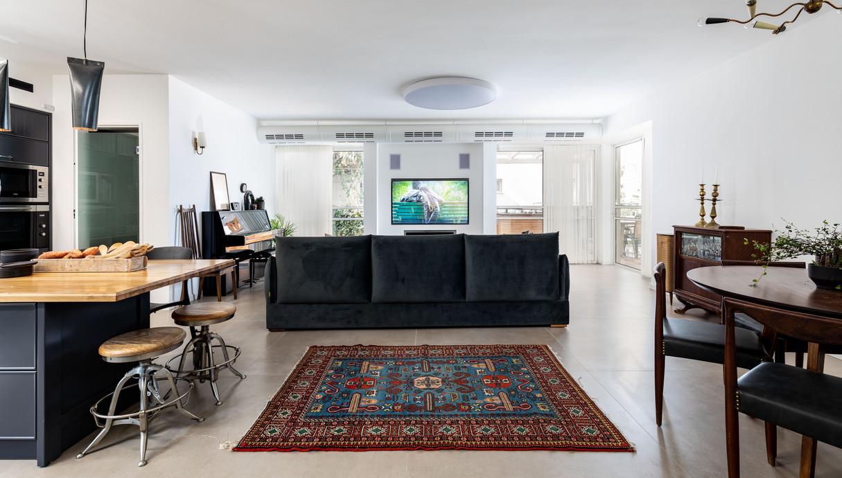 בית בנופית, עיצוב שרון בן-משה
